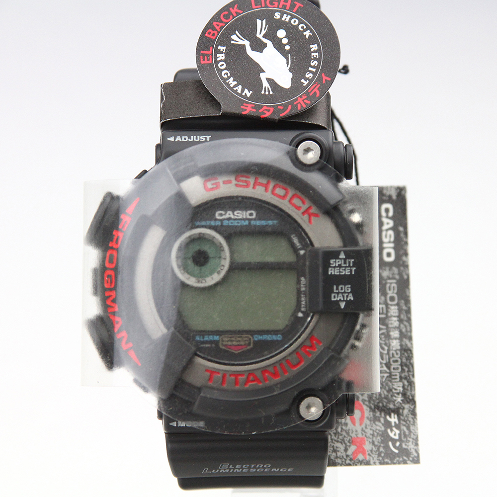 G-SHOCK 2代目フロッグマン DW-8200-1A