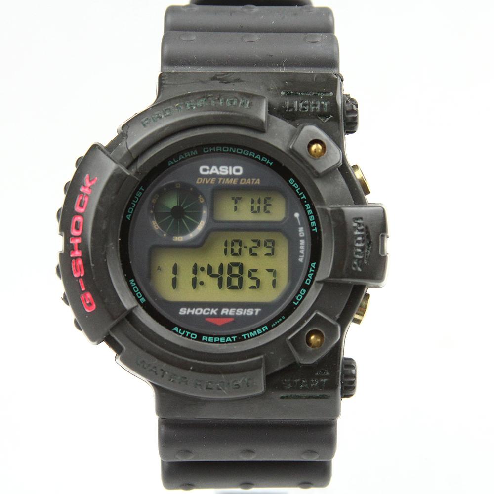 G-SHOCK フロッグマン FROGMAN DW-6300-1C 潜水蛙