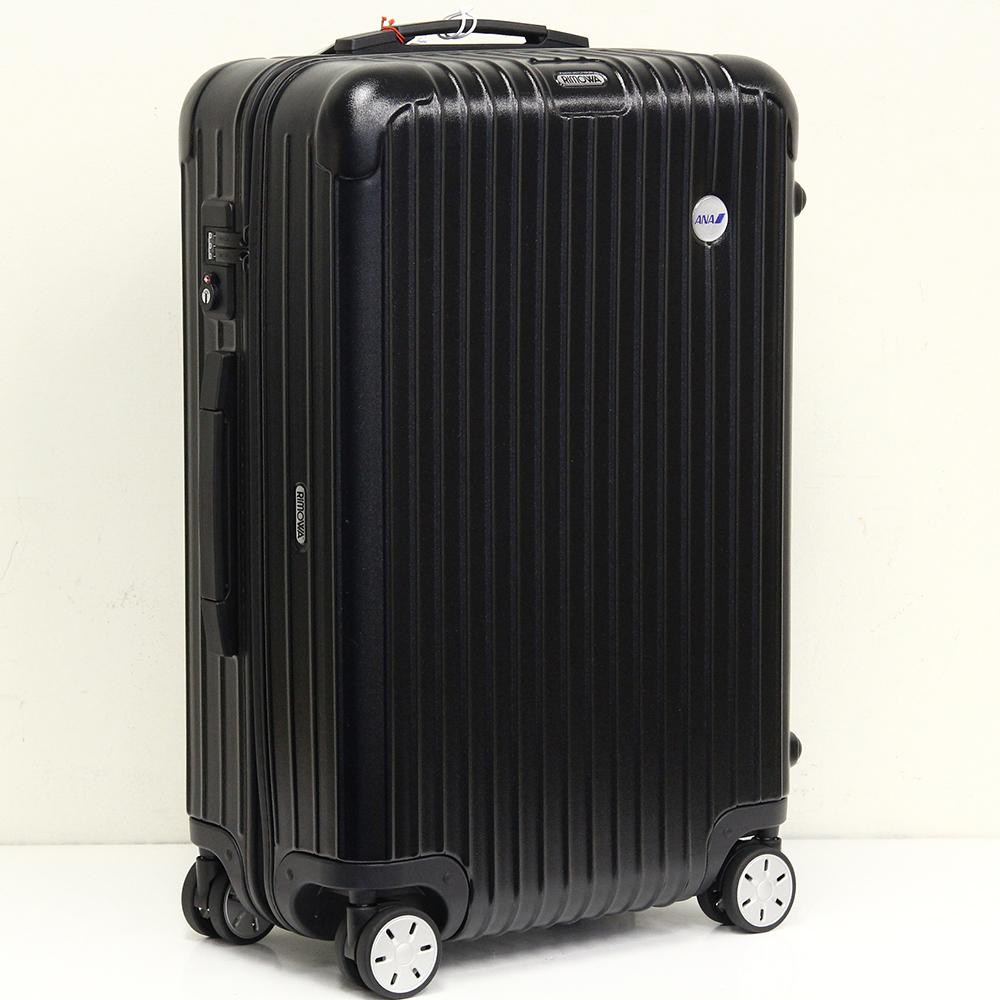 サルサ SALSA 63L ANAモデル ブラック 88933 4輪 TSAロック付