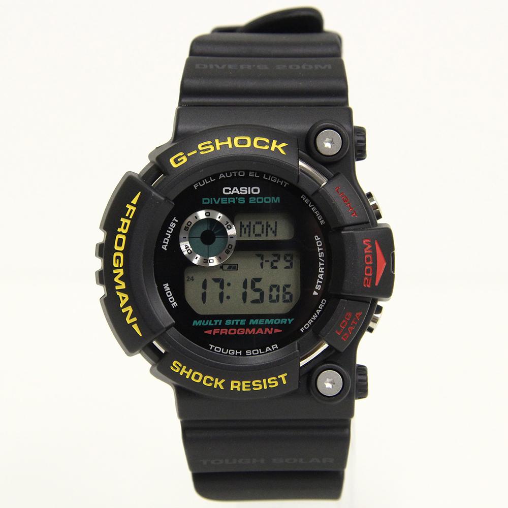 G-SHOCK フロッグマン ファイナルエディション GW-200Z-1JF