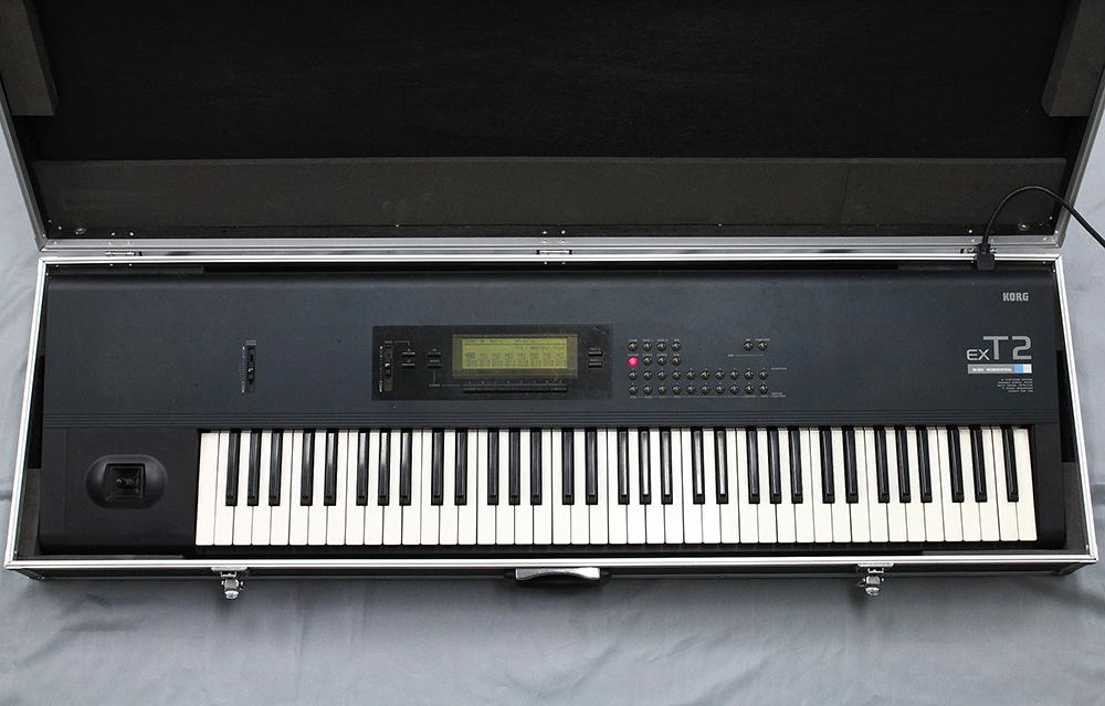 シンセサイザー T2 EX 76鍵