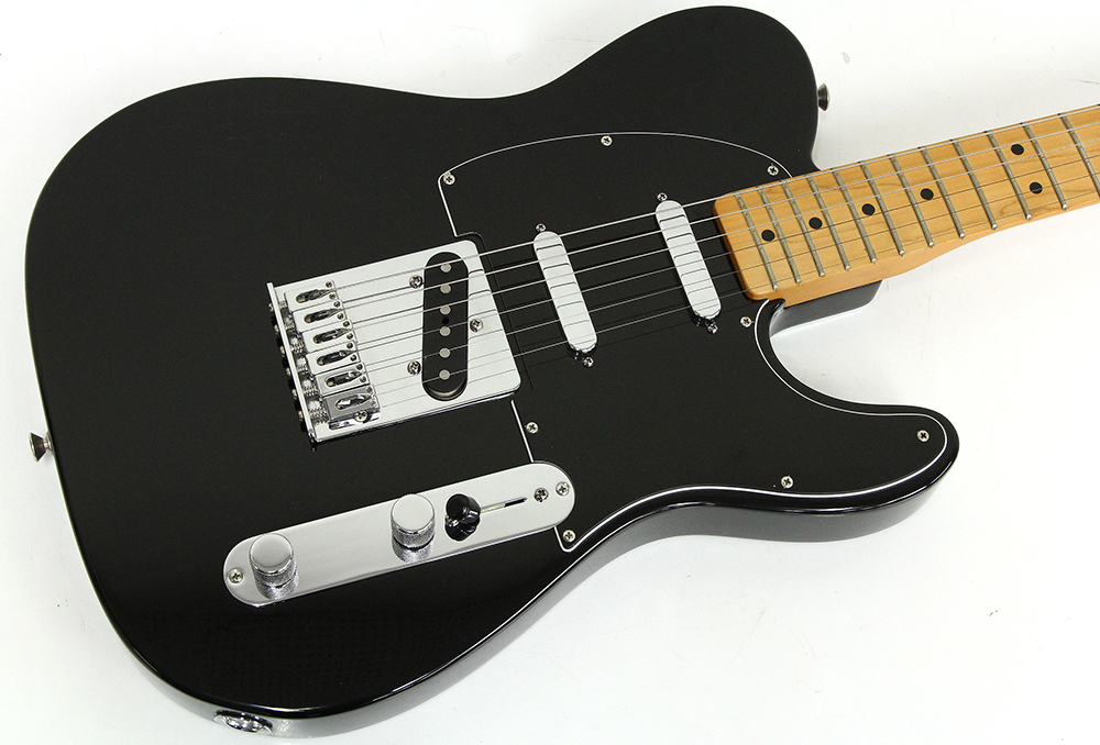MEX Deluxe Blackout Telecaster