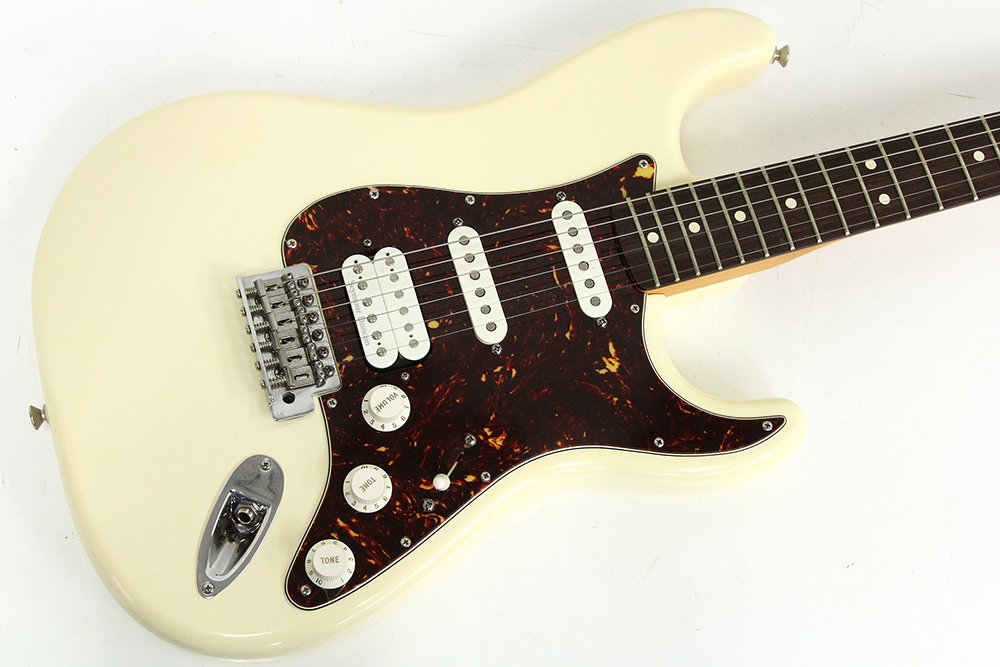 Mexico Deluxe Lone Star Stratocaster