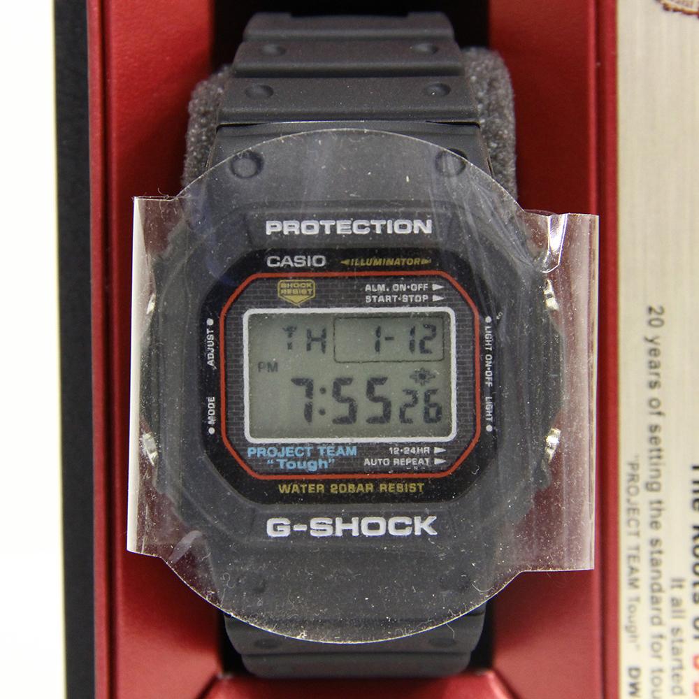 G-SHOCK DW-5000SP-1JR 20周年記念モデル