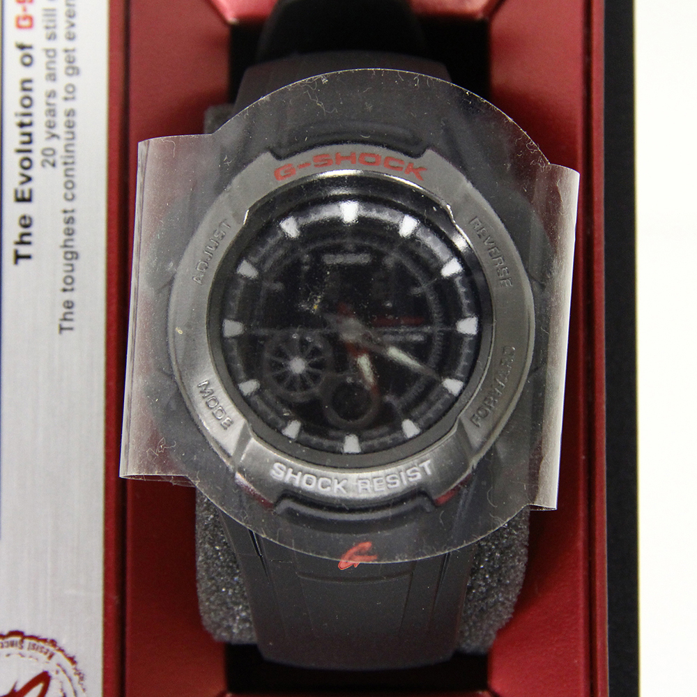 G-SHOCK G-600SP-1AJR 20周年記念モデル