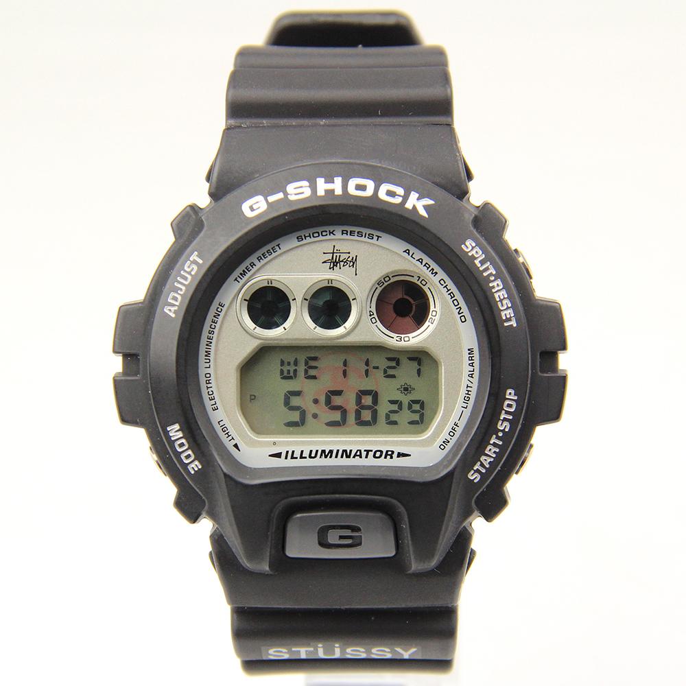 G-SHOCK DW-6900SS-1EV STUSSY 1STモデル