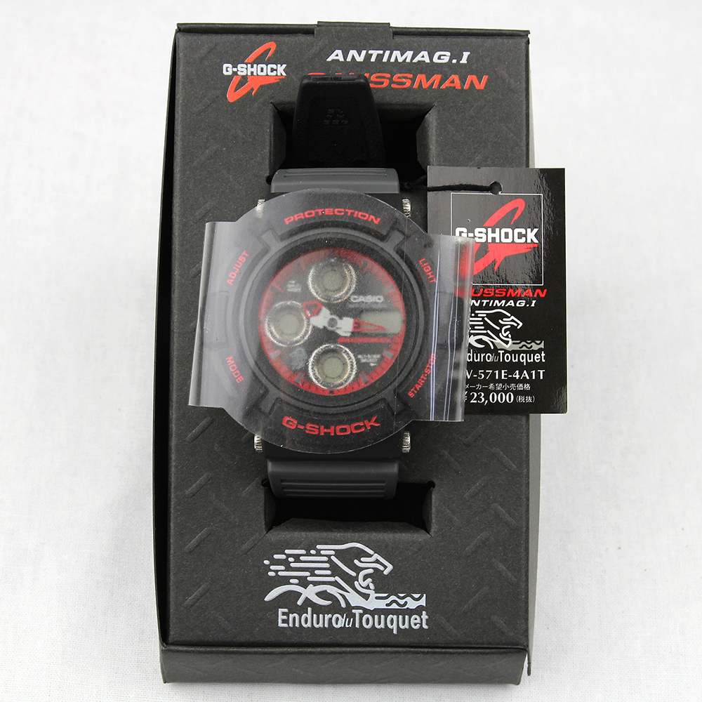 G-SHOCK ガウスマン AW-571E-4A1T