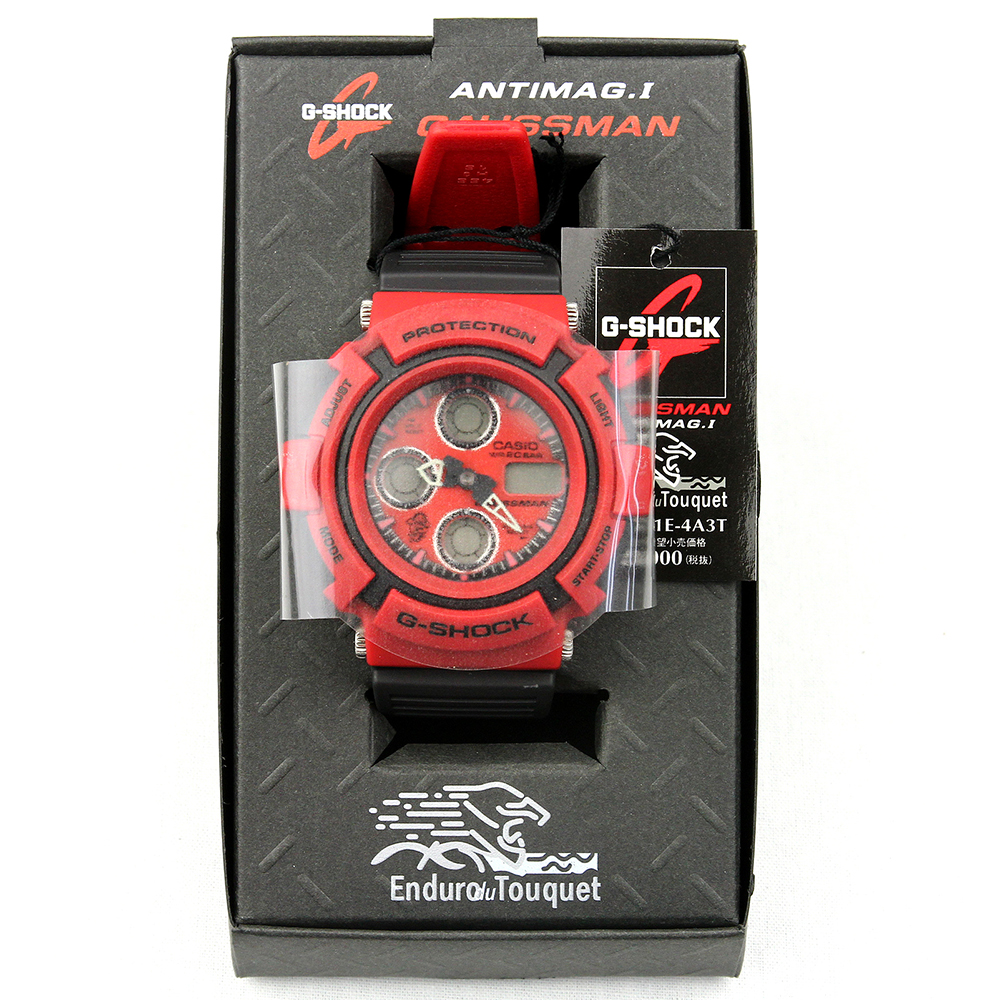 G-SHOCK ガウスマン AW-571E-4A3T