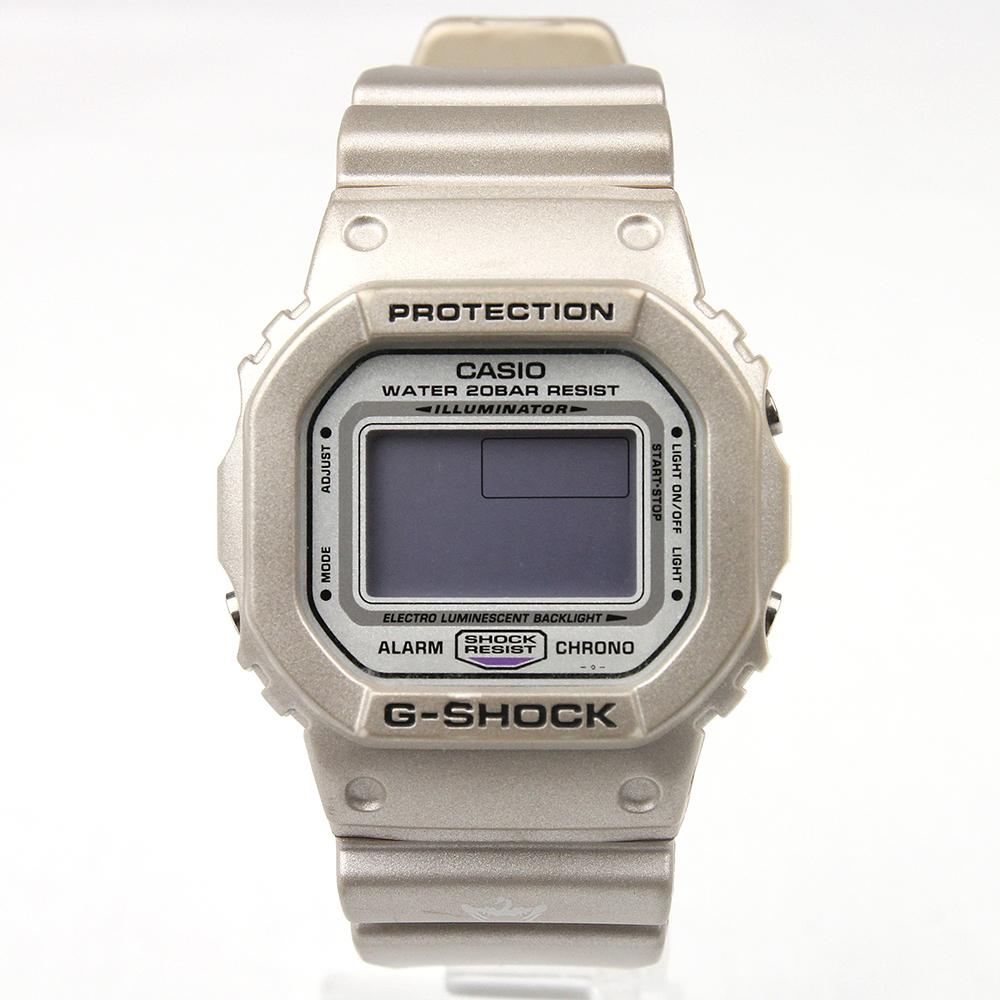 G-SHOCK DW-5600CG-8ZJF シルバーゴールドメタリック