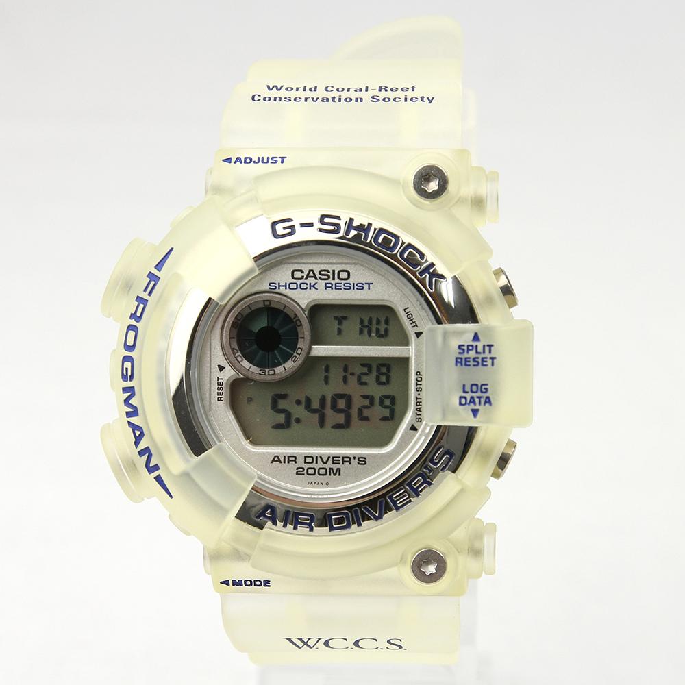 G-SHOCK フロッグマン DW-8250WC-7BT W.C.C.S コラボモデル