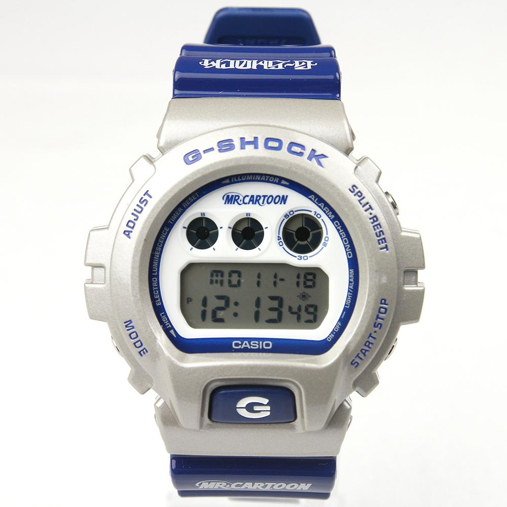 G-SHOCK DW-6900MRC-8JR ミスター・カトゥーン コラボモデル