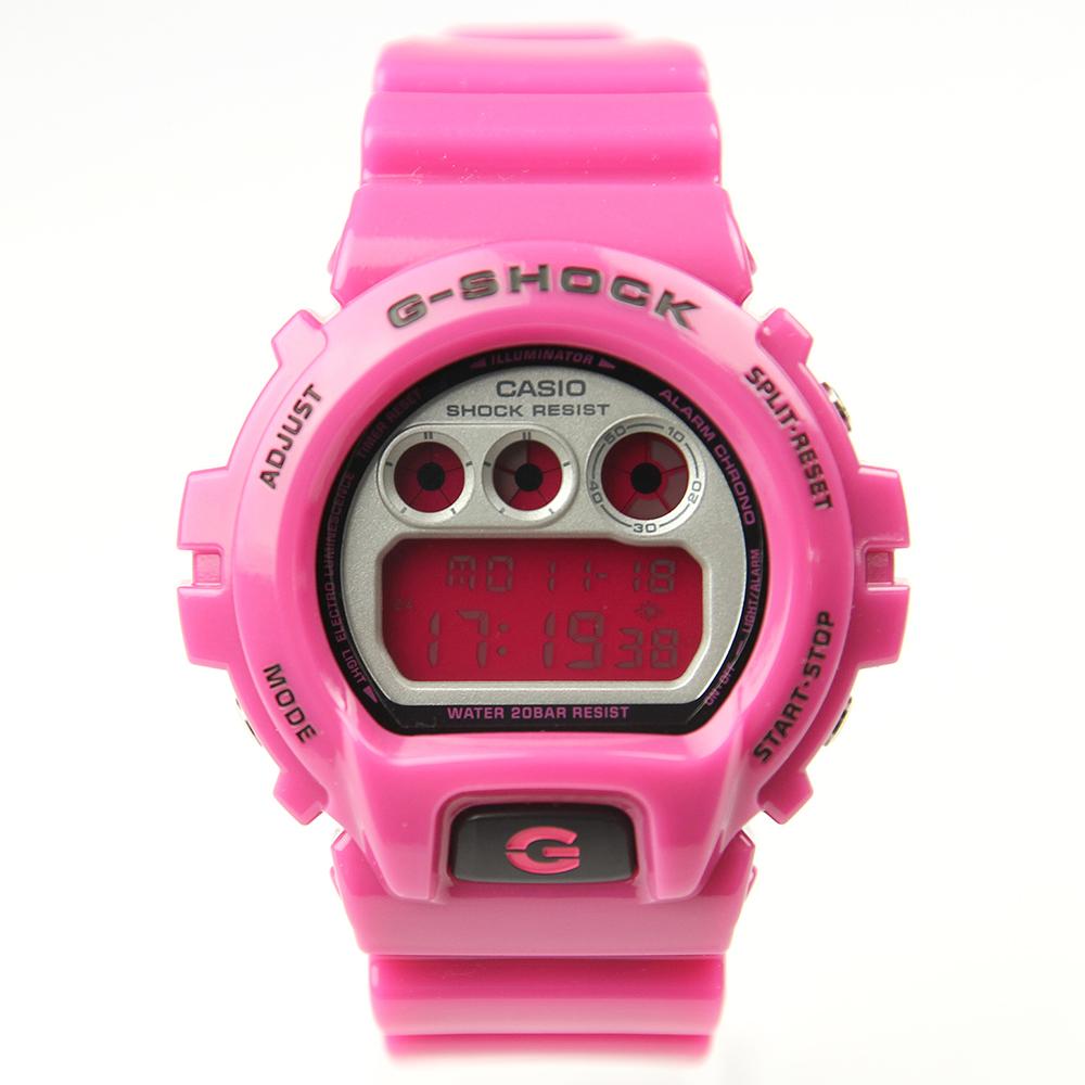 G-SHOCK DW-6900CS-4JF クレイジーカラーズ ピンク