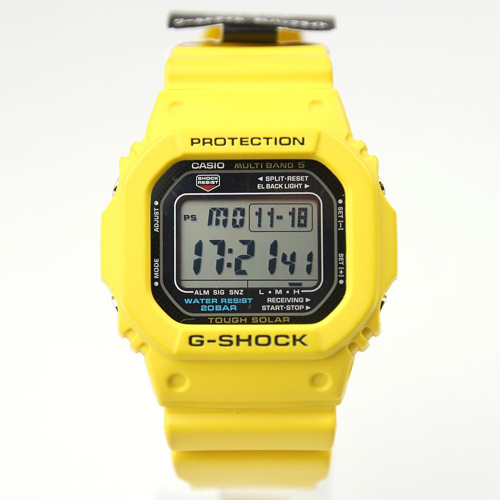 G-SHOCK GW-M5600A-9JF マルチバンド5 電波・タフソーラー