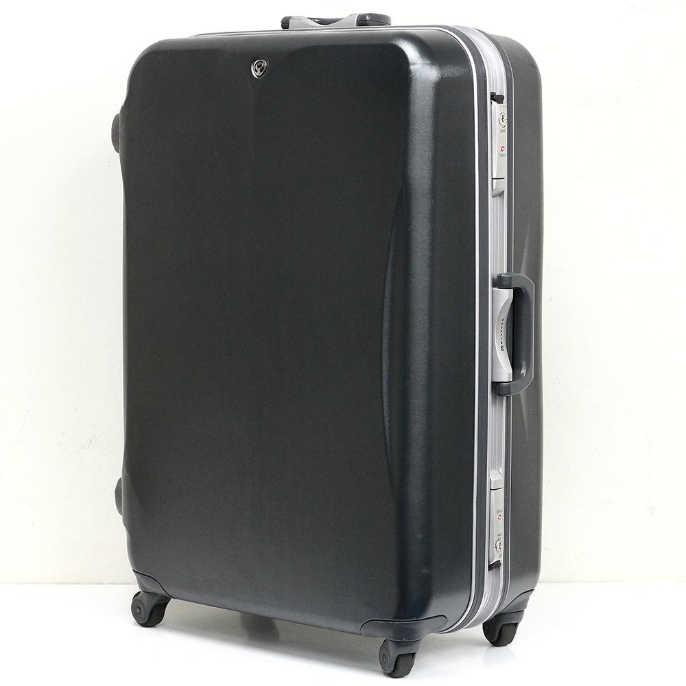 プロテカ ProtecA エキノックスライト EQUINOX LIGHT ガンメタリック スーツケース 4輪 TSAロック付