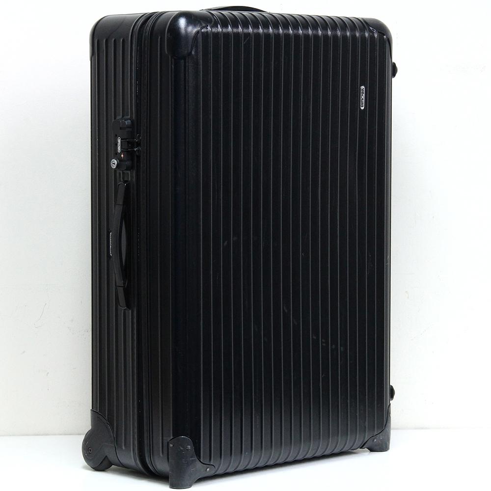 サルサ SALSA 104L ブラック 851.77 トローリーケース 2輪 TSAロック付