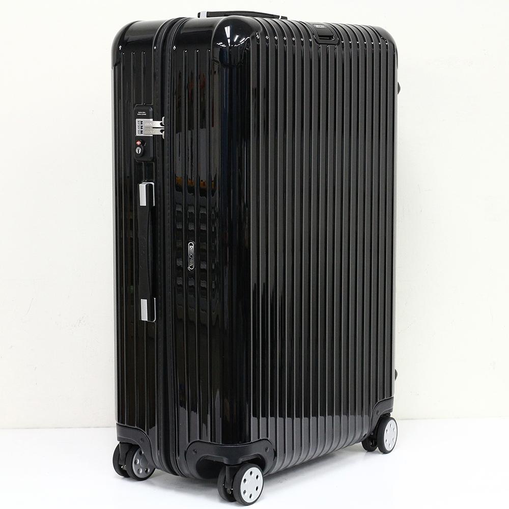 サルサデラックス SALSA DELUXE 870.73 ブラック マルチホイール 4輪 TSAロック付