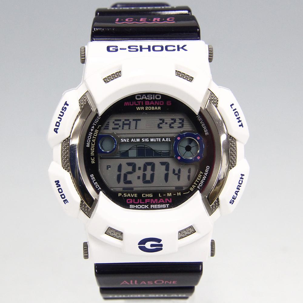 G-SHOCK ガルフマン GW-9110K-7JR イルカ・クジラモデル 2010年