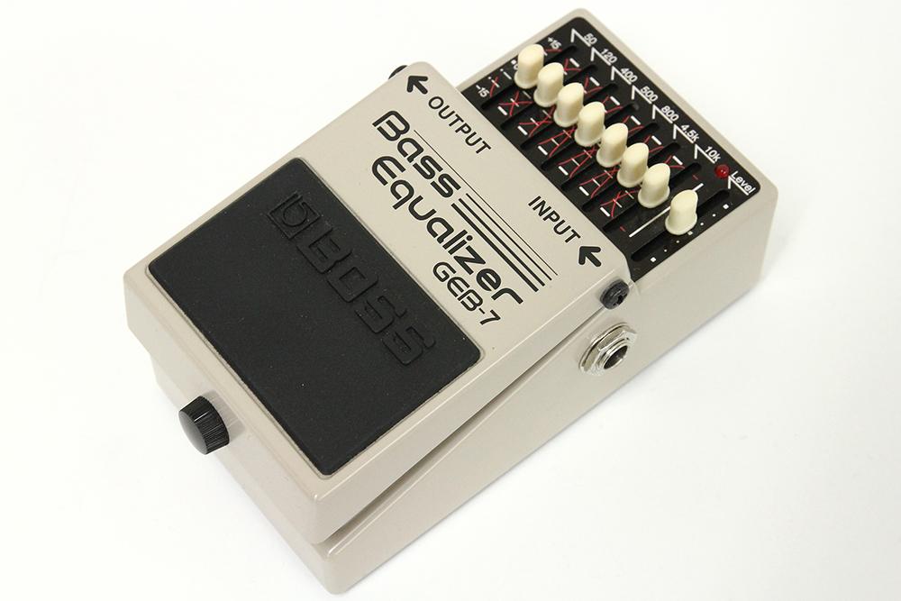 ベースイコライザー GEB-7