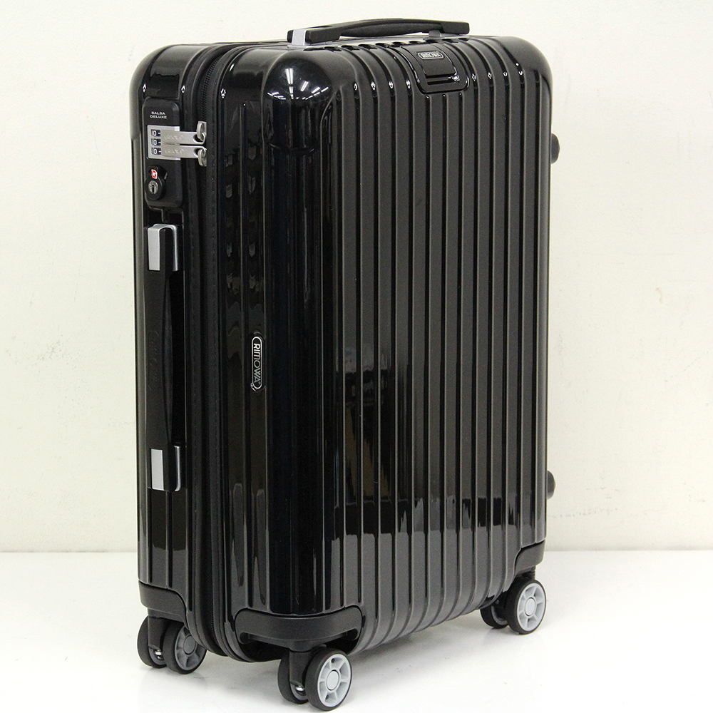 サルサデラックス SALSA DELUXE 35L ブラック 870.52 マルチホイール 4輪 TSAロック付