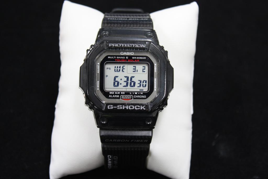 カシオ G-SHOCK GW-S5600-1JF RM Series 電波 ソーラー