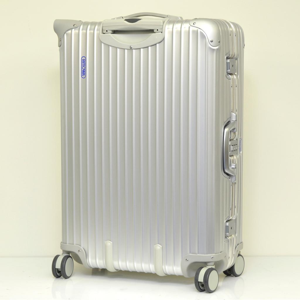 トパーズ TOPAS 87L? 4輪 スーツケース