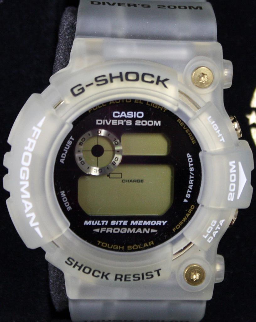 カシオ G-SHOCK GW-225E-7JF グロリアスゴールド フロッグマン 25周年