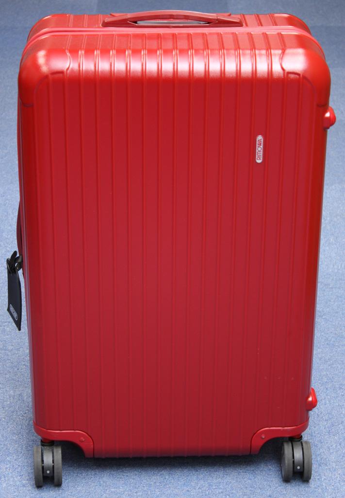 リモワ サルサ 875.70 レッド RIMOWA SALSA スーツケース