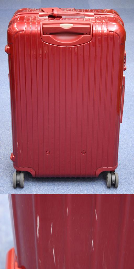 リモワ サルサ デラックス 873.70 レッド RIMOWA SALSA スーツケース
