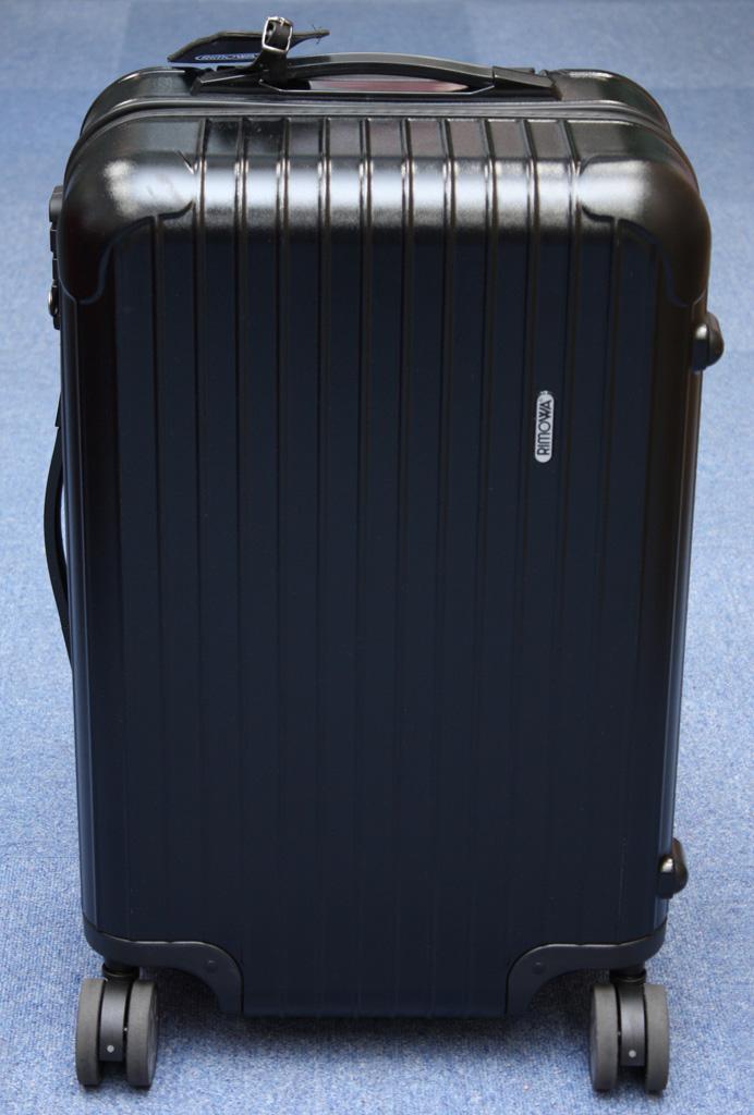 リモワ サルサ 871.56 ブラック RIMOWA SALSA スーツケース