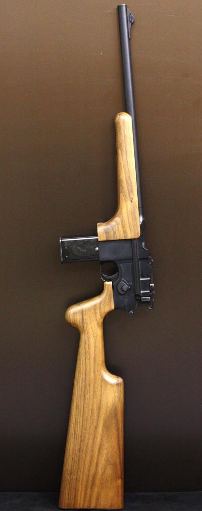 マルシン モーゼル M712 カービン 8mm ブローバック ガスガン