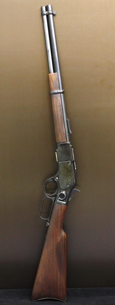 MGC ウィンチェスター M-73 金属モデルガン ライフル カート5発付き
