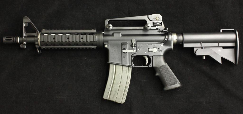 WA M4A1 CQB-R (フレームカスタム?)