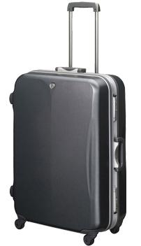 プロテカ エキノックス ライト 108L ガンメタリック TSA 4輪 スーツケース
