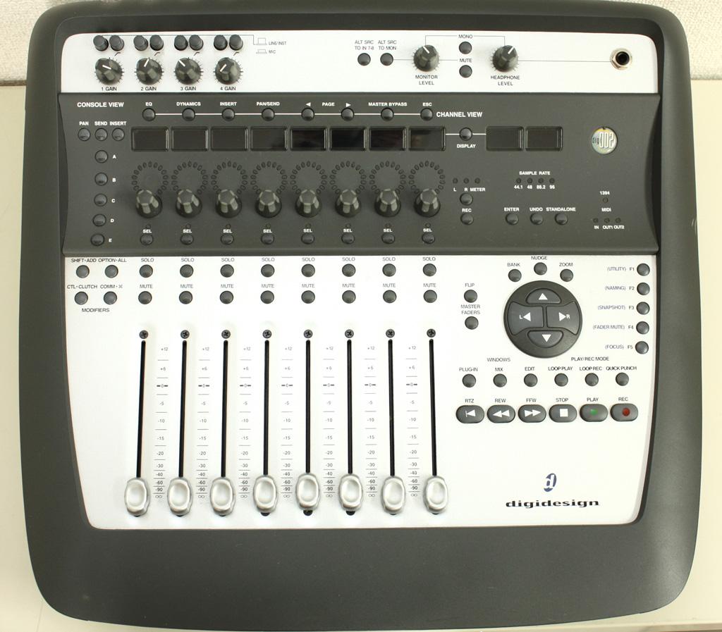 Digidesign Digi 002 ミキサー オーディオインターフェース