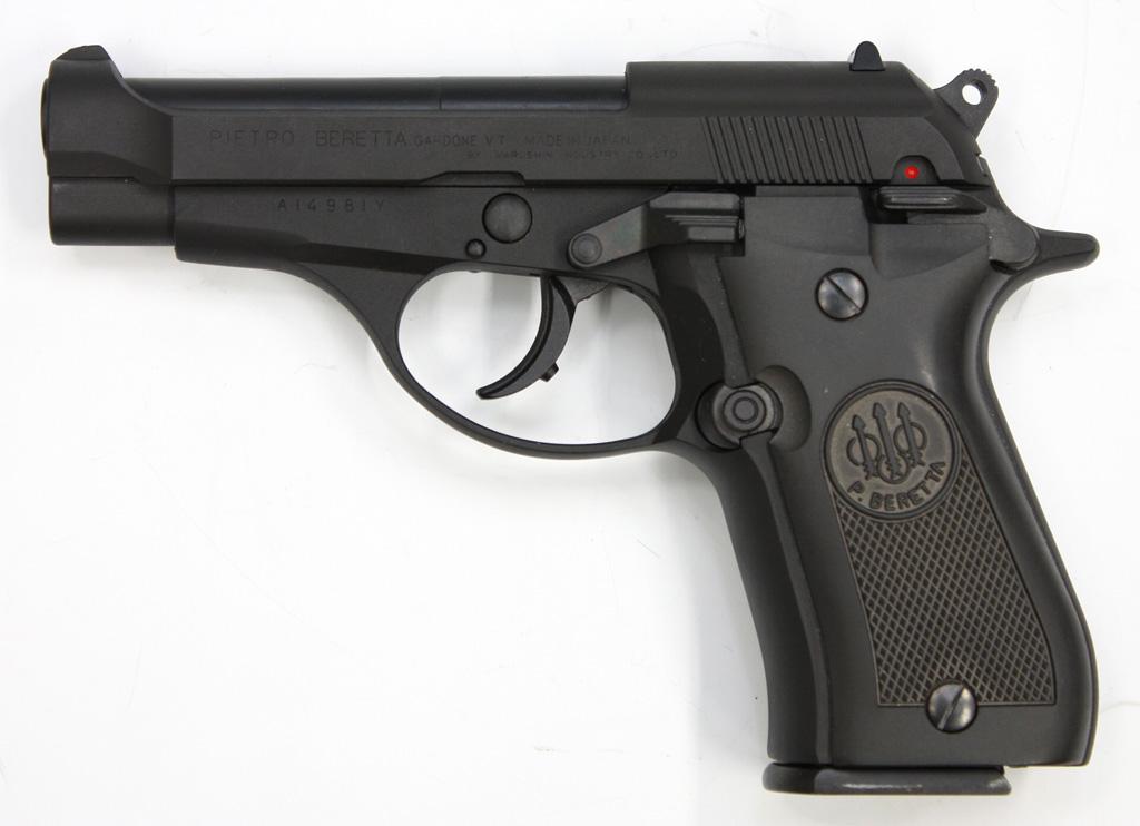 NEW ベレッタ M84 ヘビーウェイト HW モデルガン