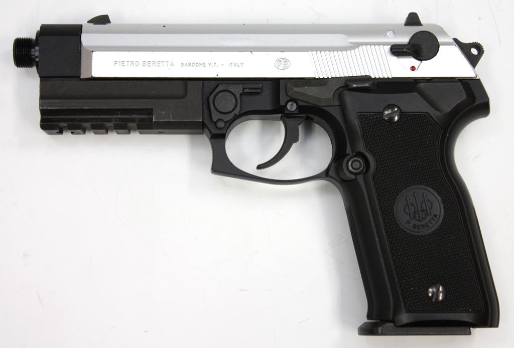 ベレッタ M8045 クーガー COUGAR F ワイルドⅡ ガスガン