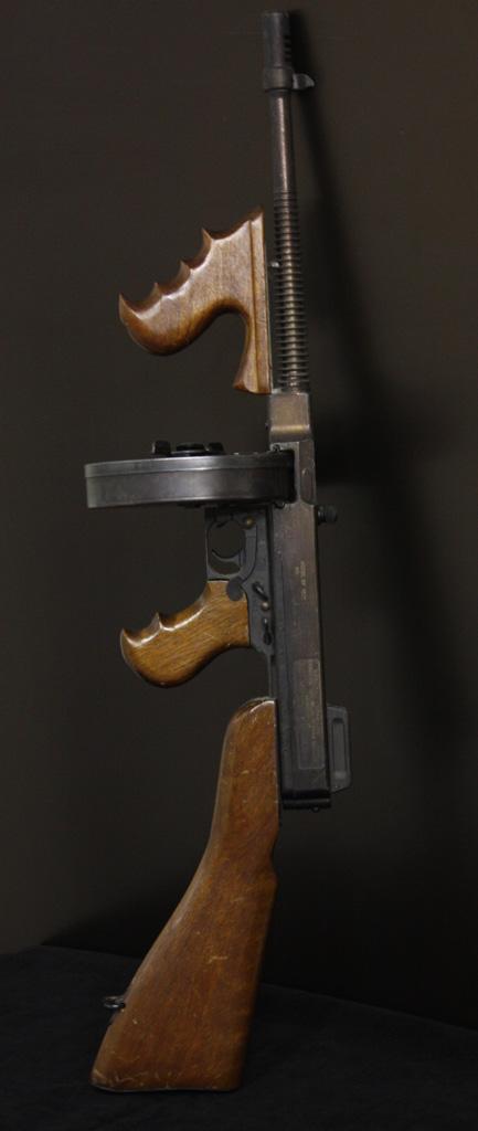 MGC トンプソン M-1921 シカゴタイプ モデルガン