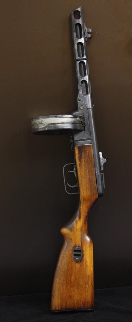 ハドソン PPsh-41 ペペシャ SMG 金属モデルガン