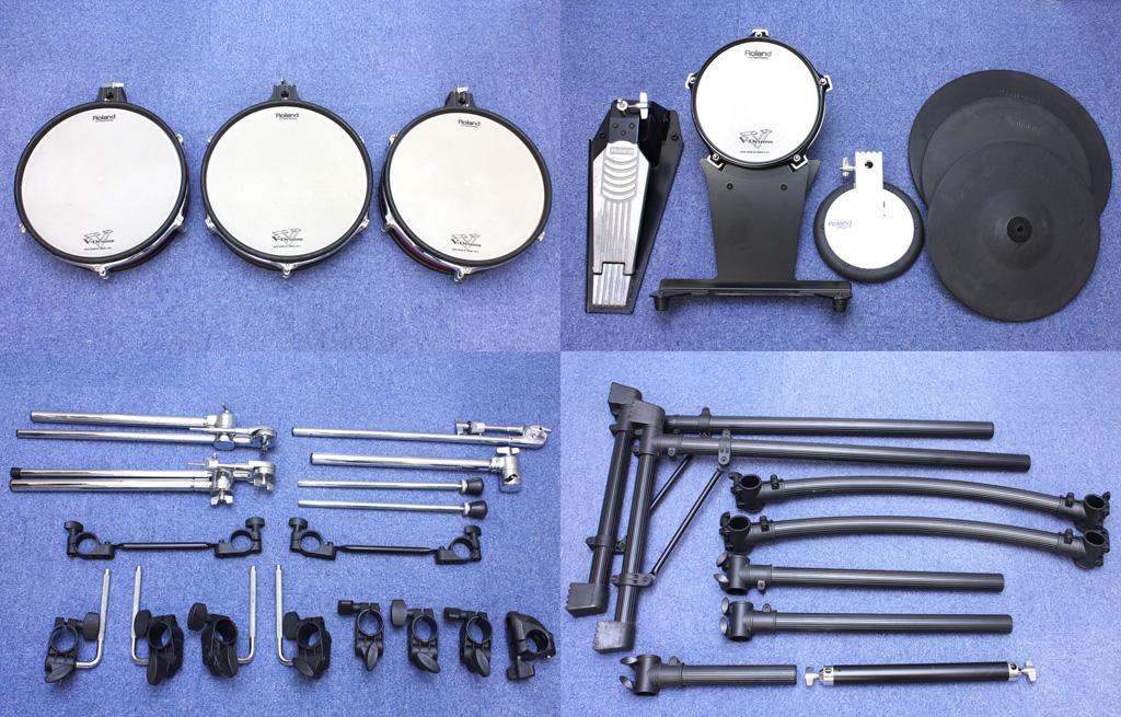 電子ドラム V-Drums TD-8 セット