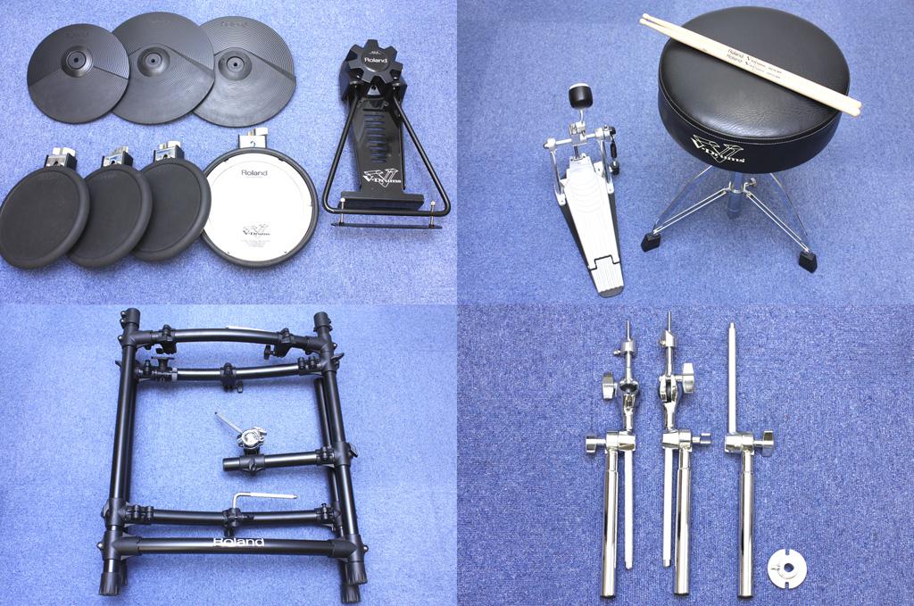 電子ドラム V-Drums TD-9 セット