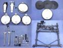 電子ドラム V-Drums TD-10 + TDW-1 セット