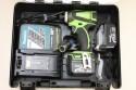 充電式インパクトドライバー TD134DRFXL ライム 14.4V