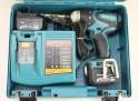 充電式4モードインパクトドライバー TP130DRFX 青