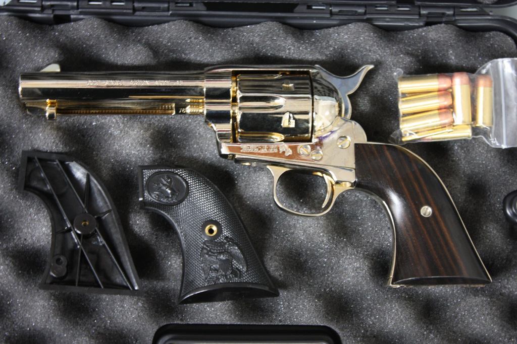コクサイ 金属製モデルガン COLT SAA .45
