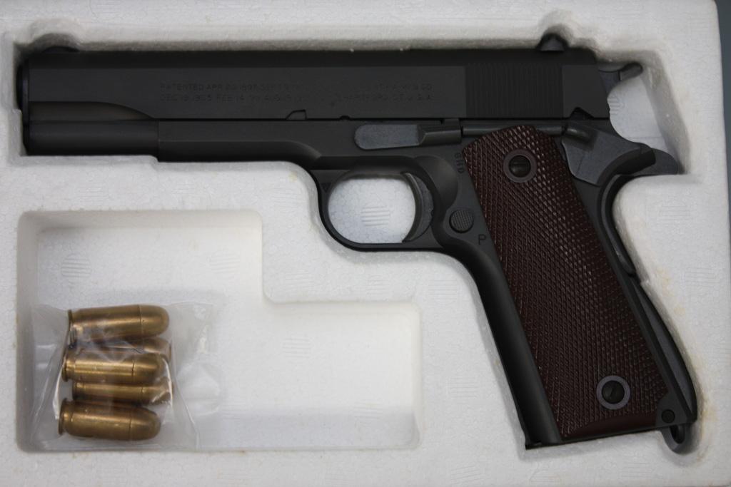 ホビーフィックス モデルガン M1911A1 ガバメント メガウェイト