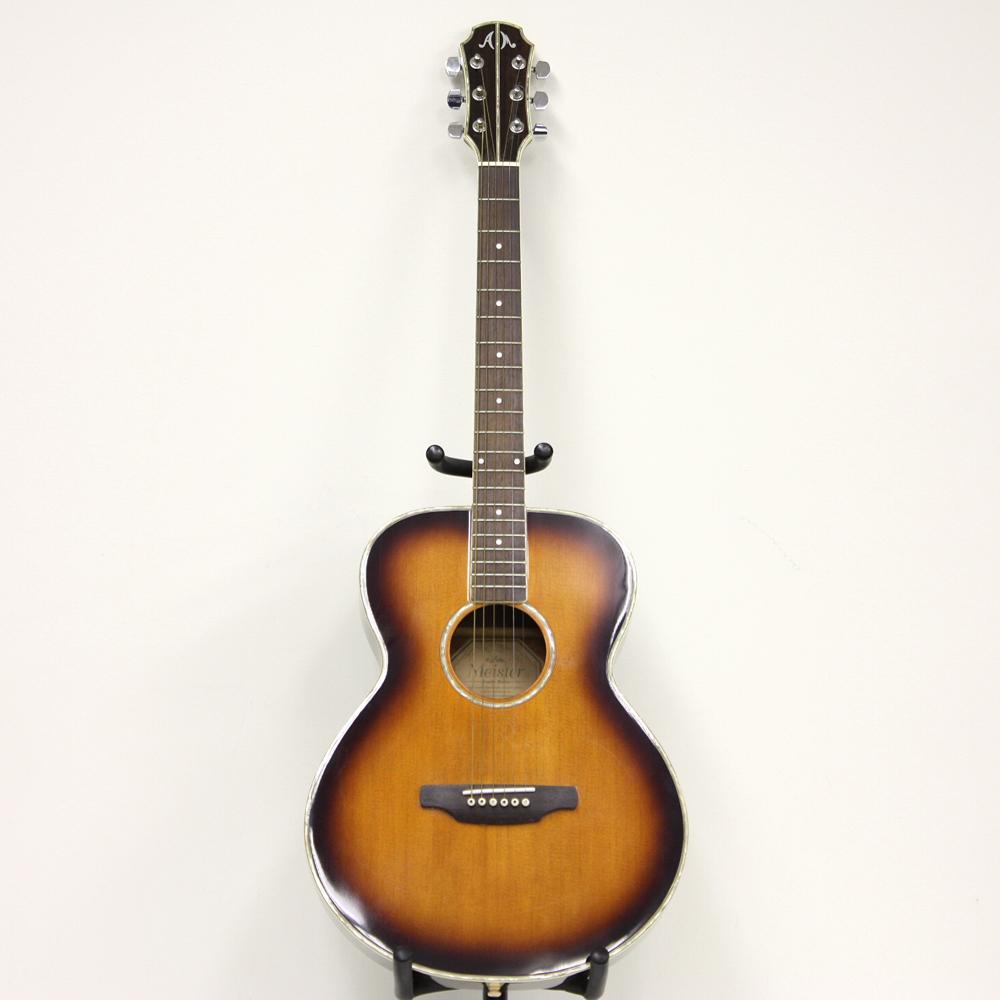 マイスター Meister AMS-01BS アコースティックギター