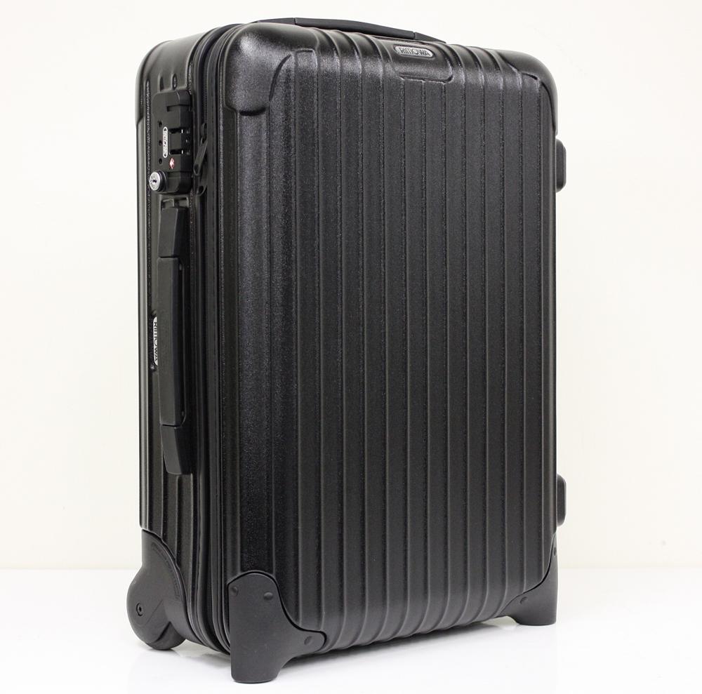 サルサ 851.52 35L TSA ブラック 2輪