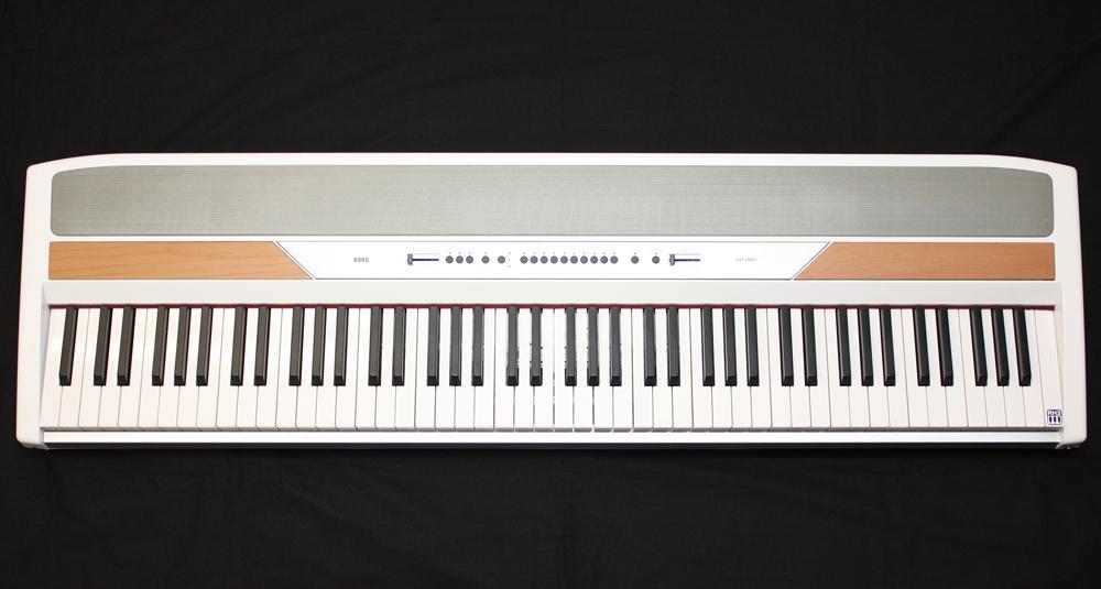 電子ピアノ SP-250WS スタンド・ペダル・譜面立て付