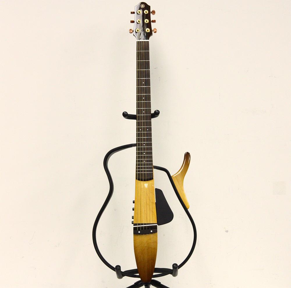 サイレントギター SLG110S TBS ケース付