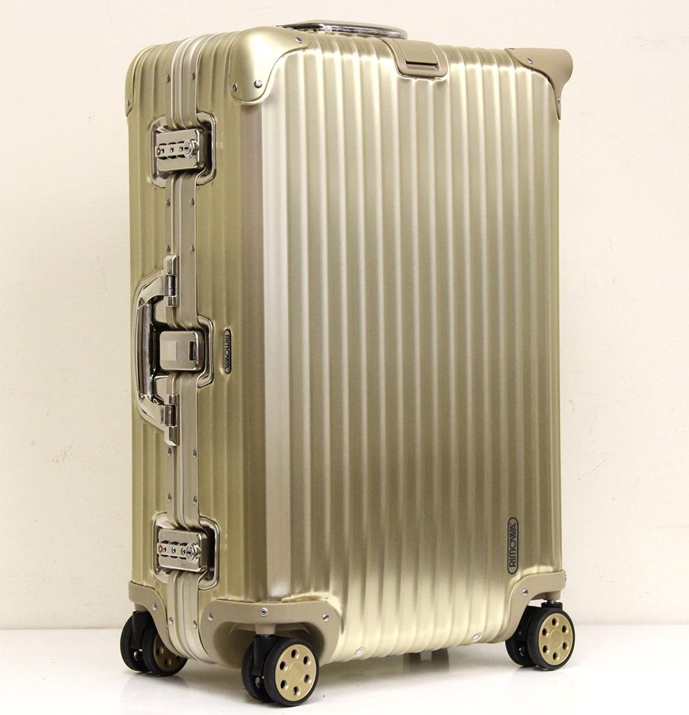 トパーズゴールド TOPAS GOLD 917.63 63L 4輪 TSA